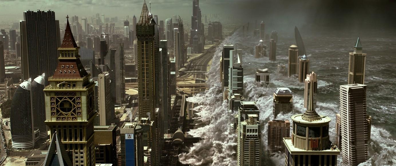 Geostorm : เมฆาถล่มโลก