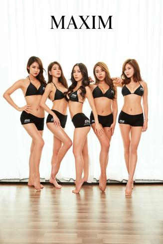 5 RING GIRLS : สุดยอดมนต์เสน่ห์แห่งเวที ONE Championship