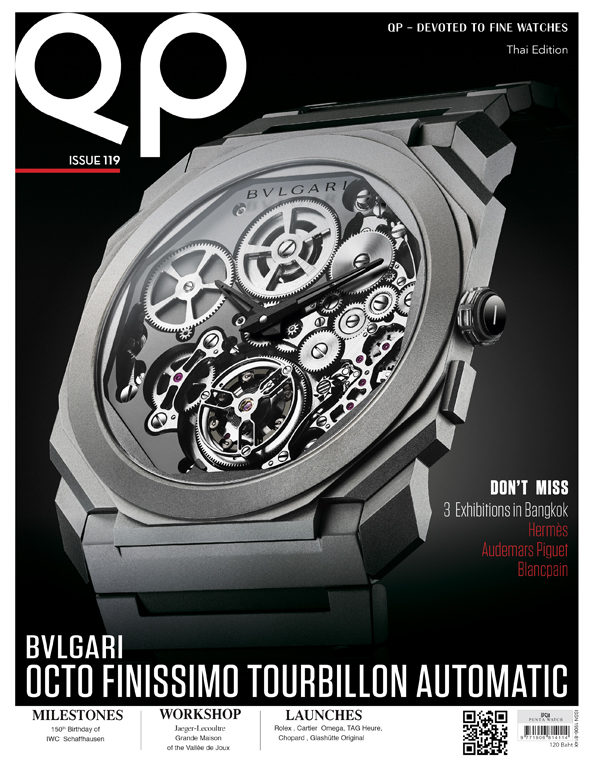 QP Thai Edition - Issue No. 119 - BVLGARI